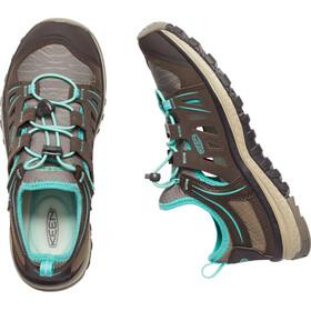 Keen Terradora Ethos Chaussures Femme, mulch/blue turquoise